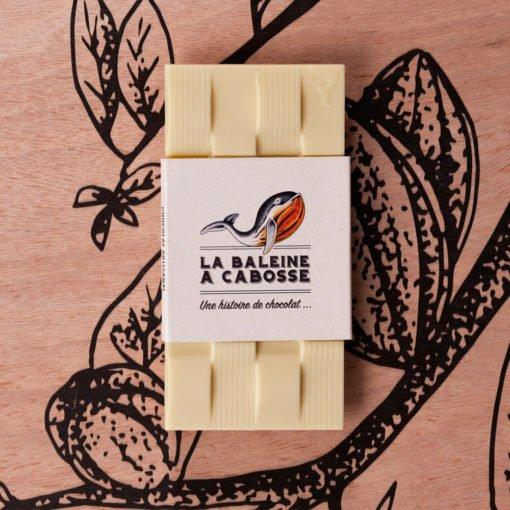 Tablette Chocolat blanc 1