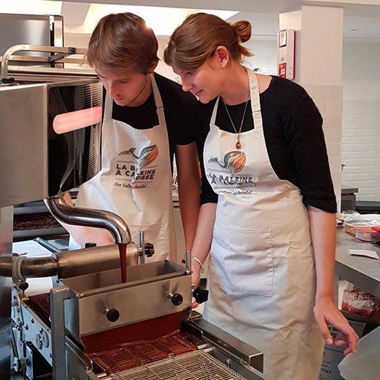 Chocolaterie artisanale à Marseille - La Baleine à Cabosse 16