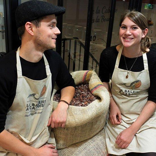 Chocolaterie artisanale à Marseille - La Baleine à Cabosse 15