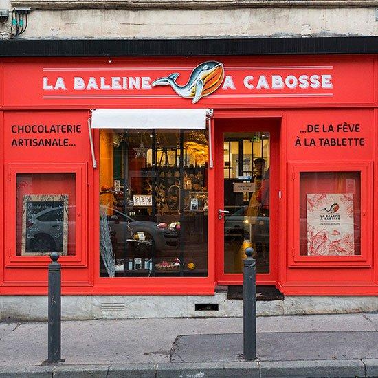 Chocolaterie La Baleine à Cabosse