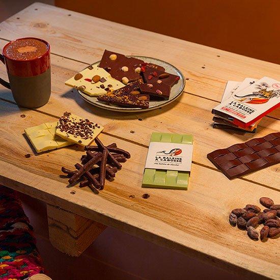 Chocolaterie artisanale à Marseille - La Baleine à Cabosse 14