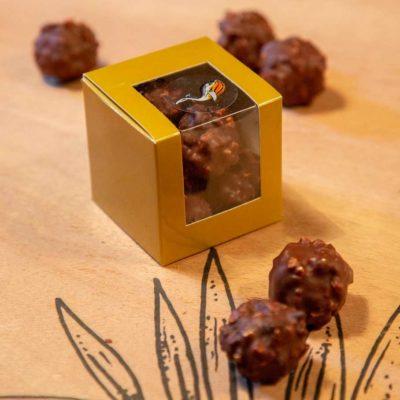 livraison chocolat de Noël