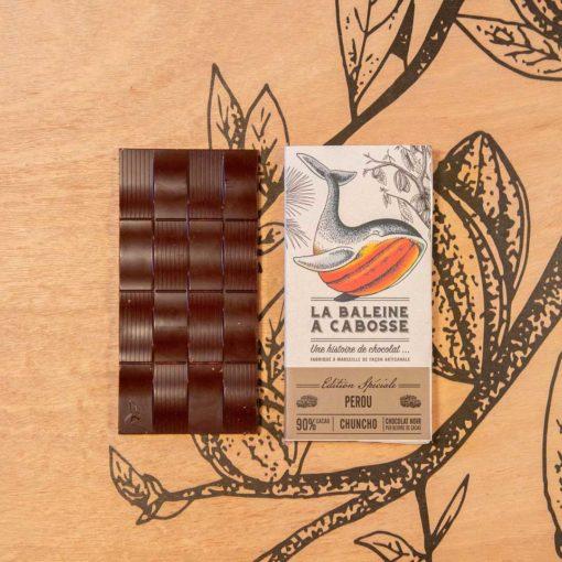 Tablette Pérou Chuncho Urusayhua 90% 1